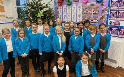 Pupils hold festive charity drive for Bradford's vulnerable communities